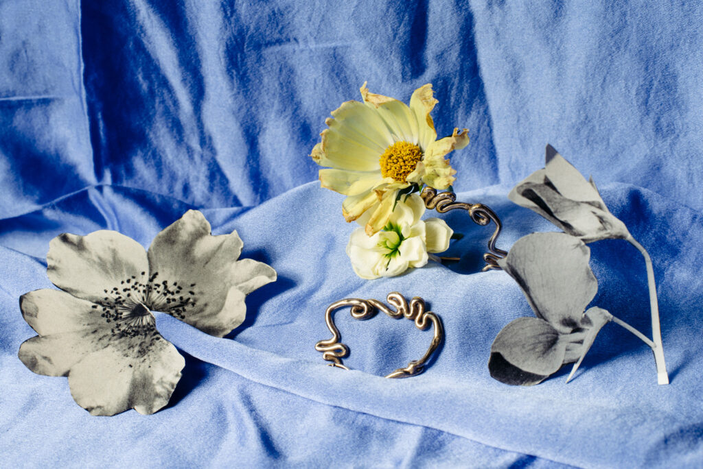 Jennifer Busking jewelry styling and product photography by Wilder Antwerp