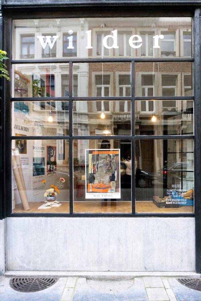 Allo Pablo twentieth century art poster exhibition at Wilder Antwerp