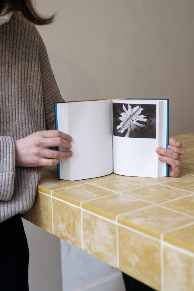 Jeux de Mains, an anthology of hands as a motif in art of all ages and places compiled by Cécile Poimboeuf-Koizumi, at Wilder Antwerp