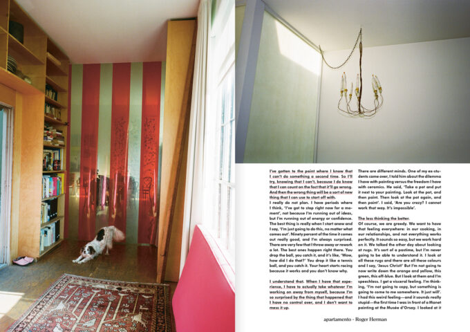 Apartamento Magazine issue 27 at Wilder Antwerp