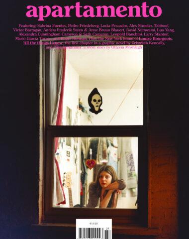 Apartamento Magazine 27 bij Wilder Antwerpen